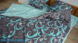 """Комплект постельного белья из ткани """"Ренфорс"""" хлопок 100% обзор, видео отзвы"""