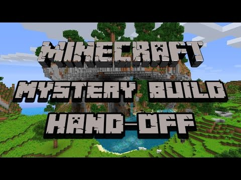Minecraft Mystery Hand-Off Build! - Flying Spaghetti Monster