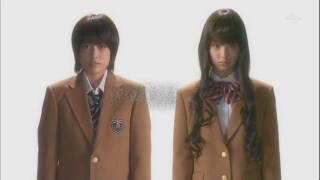 Here's, the official opening of the drama IS 男でも女でもない性 (IS...