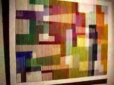 Three Dimensions by Yaacov Agam