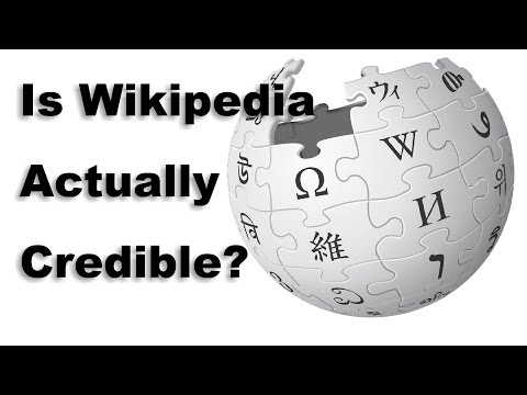 Is Wikipedia Actually Credible?