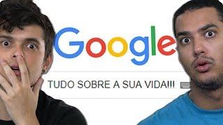 Veja tudo que o Google sabe sobre você !!