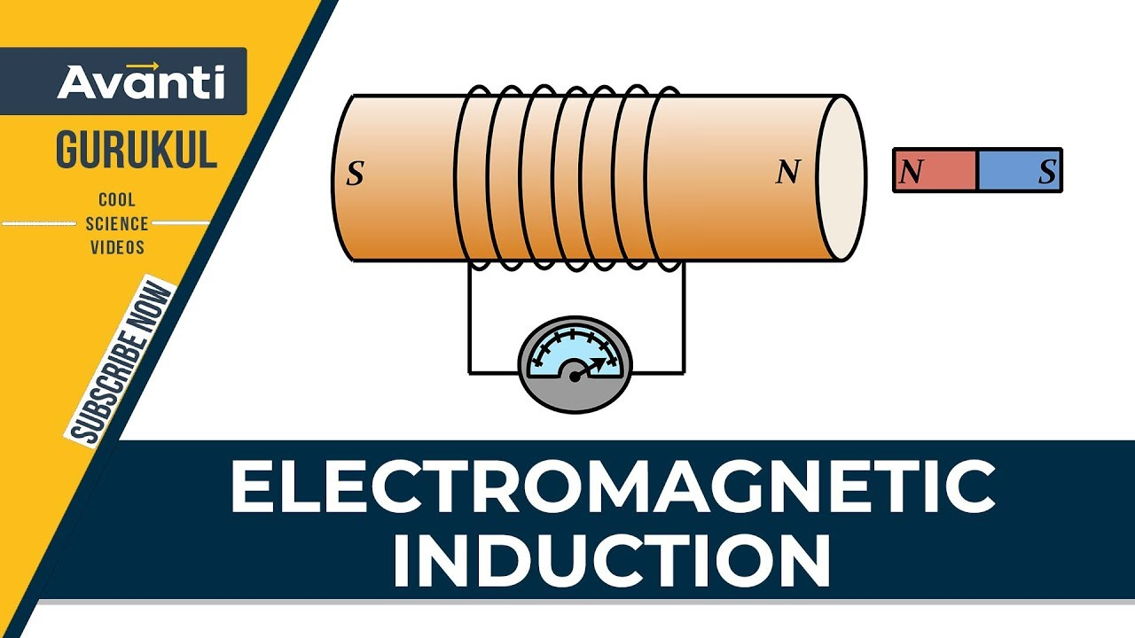 What is electromagnetic induction | Magnetic effects of Electric Current |  Class 10 Science