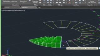 Cómo hacer una escalera en AutoCAD