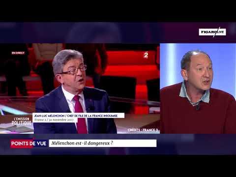 Points de vue du 1er décembre : Mélenchon, Islam, droite, bitcoin