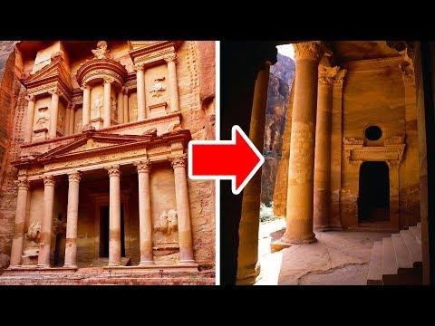 El misterio detrás de la ciudad perdida de Petra ha sido resuelto