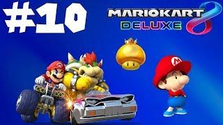 Ik ben super blij - Mario Kart 8 Deluxe online #10
