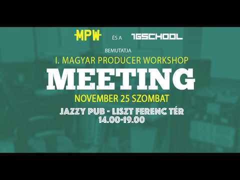 Magyar producer workshop meeting - Silk