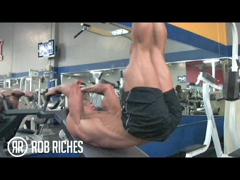 Extreme lower Abs Workout (Rob Riches)