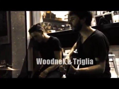 Woodnek & Triglia  Live (Kula Shaker) Into The Deep