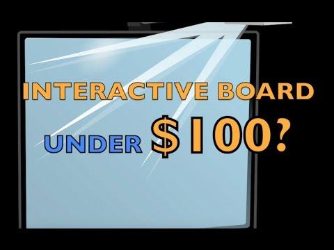Interactive board under $100?