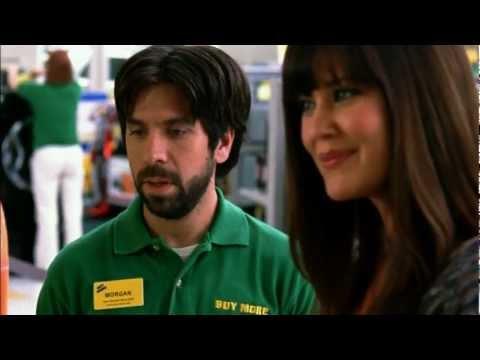 Chuck S01E05 HD | Envelopes -- Sister In Love