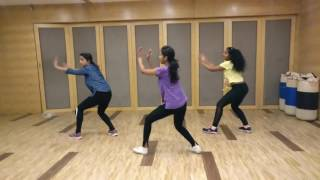 Shake Karaan dance video - Munna Michael -  Choreography by parvez rehmani
