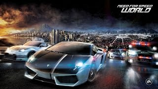 """Need for Speed - World """"Full Soundtrack"""""""