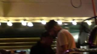 AJ McLean/Lauren Kitt BSB Cruise