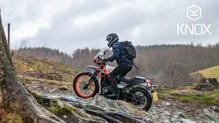 Real Adventure on the Royal Enfield Himalayan | KNOX