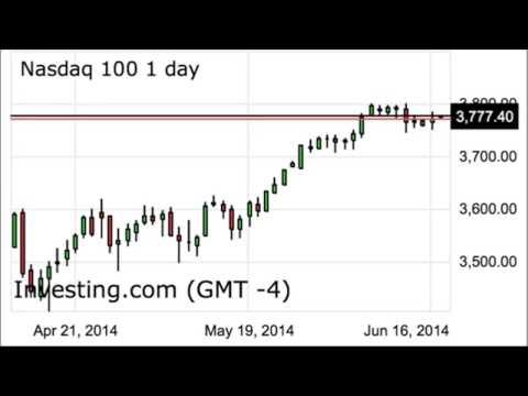 NASDAQ 100 Elliott wave forecast for June 17, 2014