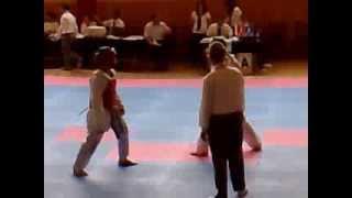 Emre Ergan Taekwondo Musabakası