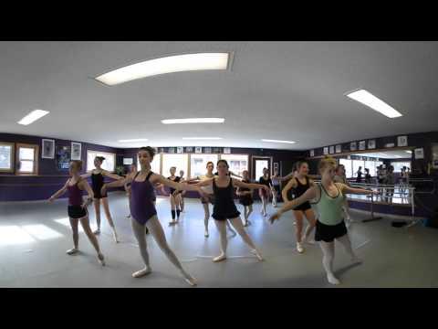 360 video: Summit School of Dance