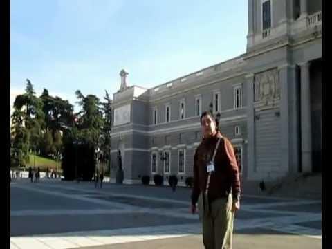 Visita Guiada a la Catedral de la Almudena 29/01/2013 Madrid