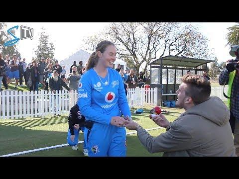 Wellington's post-match proposal