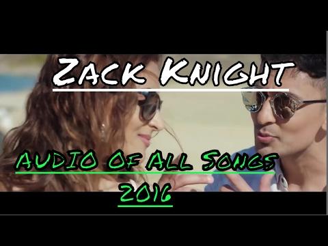 ZACK KNIGHT - Audio Jukebox BEST SONGS OF 2016
