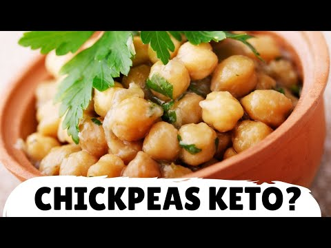 Carbs and Calories in Chickpeas, is Garbanzo keto?