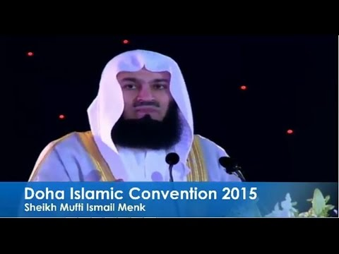 Who was Muhammad ﷺ? By Mufti Ismail Menk in Doha,Qatar 5th Feb 2015