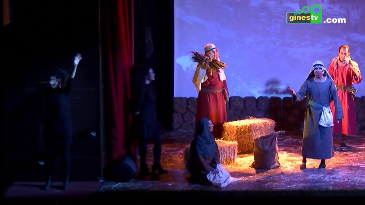 El musical 'El Día que Jesús no quería nacer' regresa a Gines del 15 al 17 de diciembre
