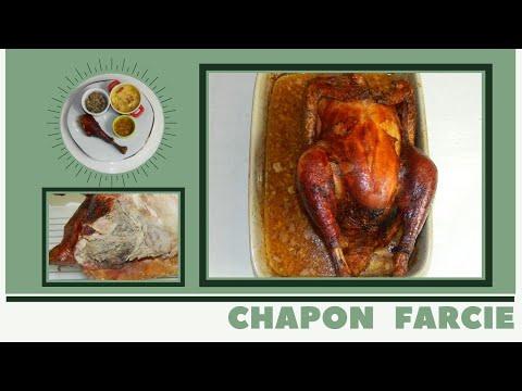 #chaponfarci-rôti-de-chapon-farci-au-four-🍗🍽-#74-/-oven-stuffed-capon-roast