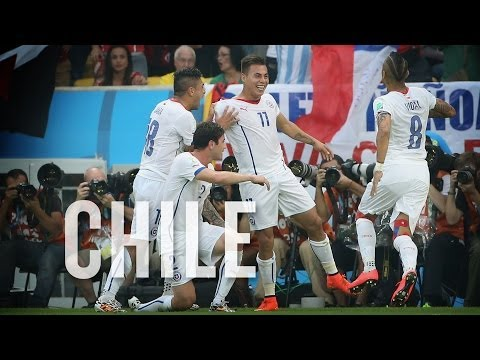 Fall in love with Chile, the World Cup's most fun team (Daily Win)