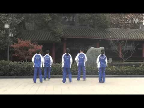"Chengdu Millennium ancient school ""Shishi Middle School"" new calisthenics(成都千年古校石室中学新版课间操)"
