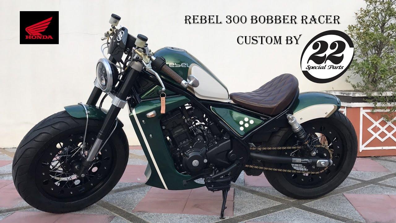 Honda Bobber Parts