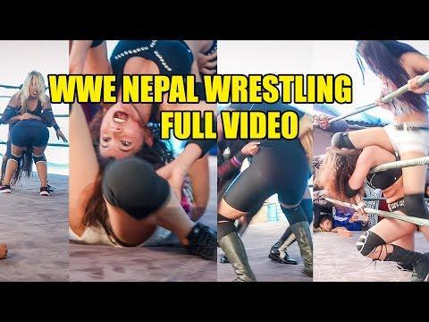 WWE Nepal Wrestling Full video Live