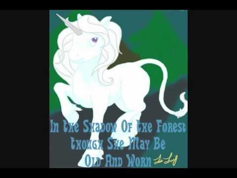 The Last Unicorn (Lyrics)