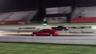 Drag Racing a Ferrari 360 Modena