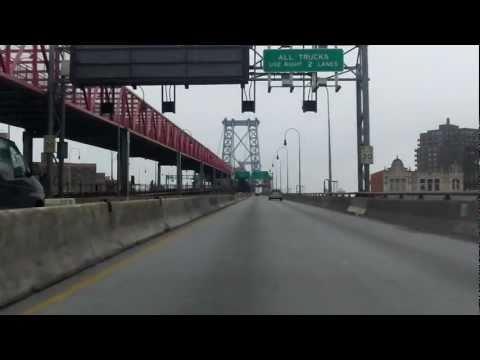 Williamsburg Bridge (Outer Roadway) eastbound
