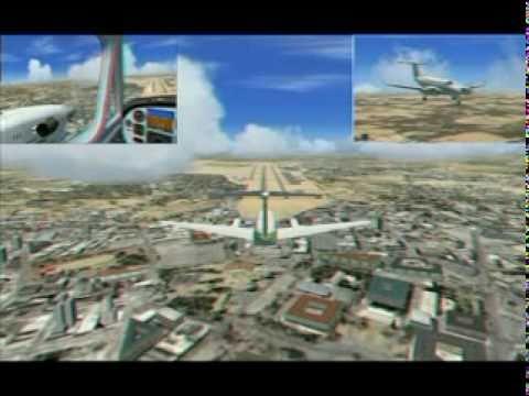 IN 3D!! flight simulator x (FSX) - Beechcraft King Air 350