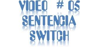 #5  sentencia switch c paso a paso con dev c++