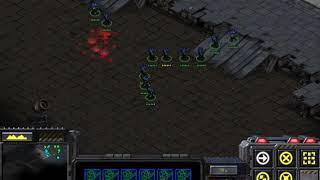 [미드모닝의 게임플레이] 스타크래프트 리마스터 (테란 캠페인 - 튜토리얼: 신병 훈련소)