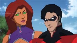Jovens titãs originais dia de treinamento - Dc super heróis