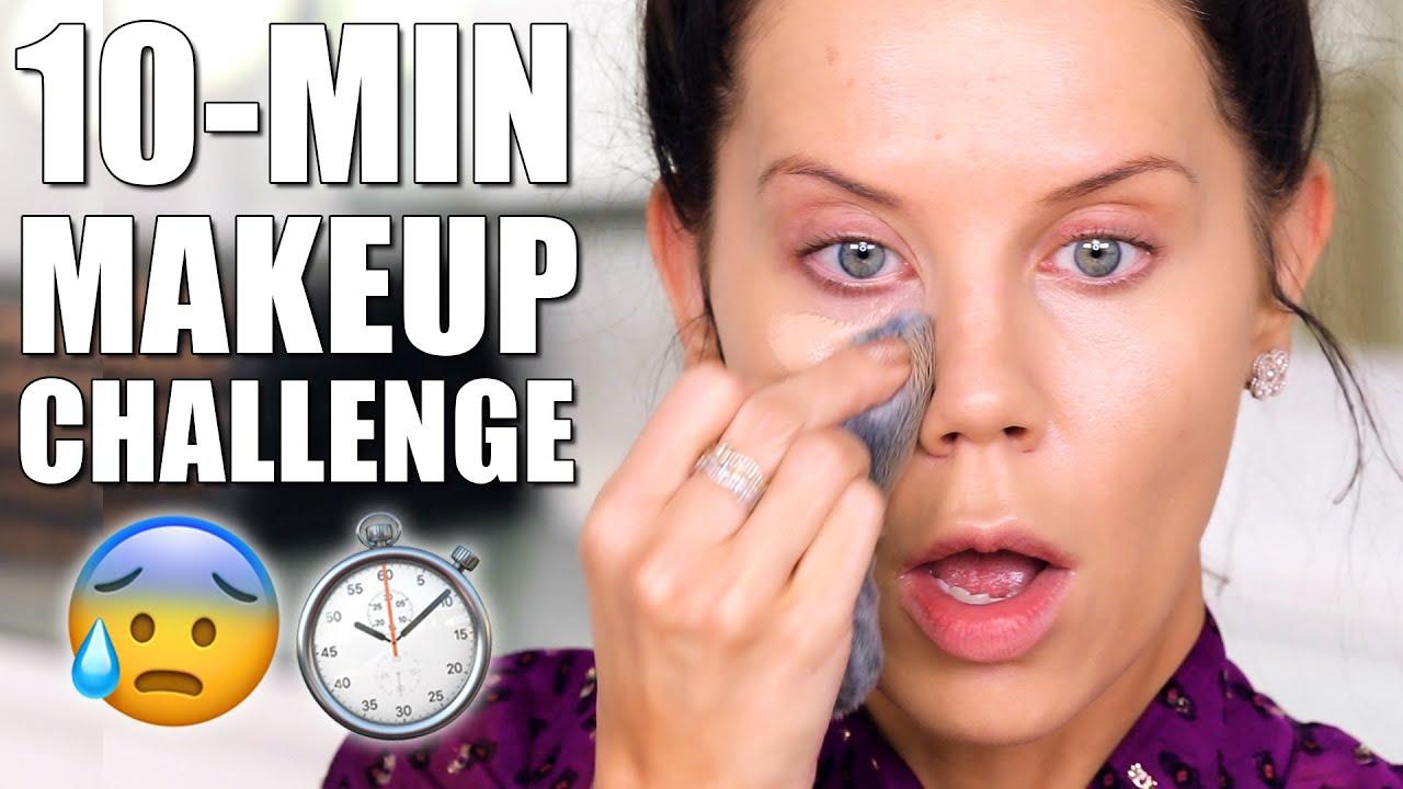 10-MINUTE MAKEUP CHALLENGE ...