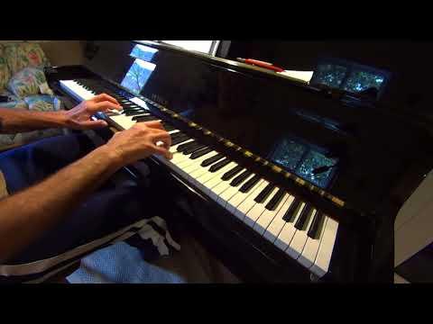 Burgalesa by Torroba (piano rendition)