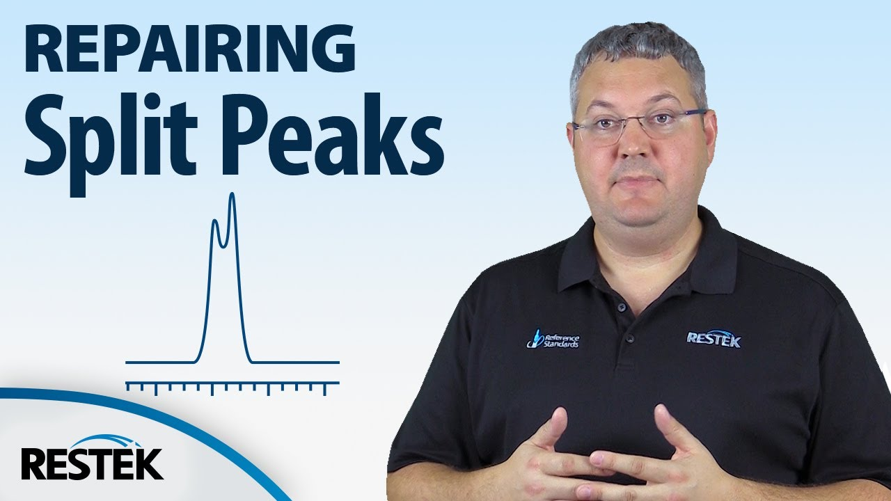 GC Troubleshooting—Split Peaks