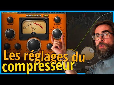2 MIN pour... comprendre les réglages d'un compresseur