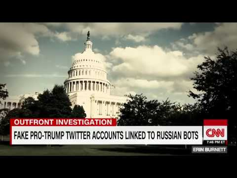 Russia weaponized Twitter to sway election