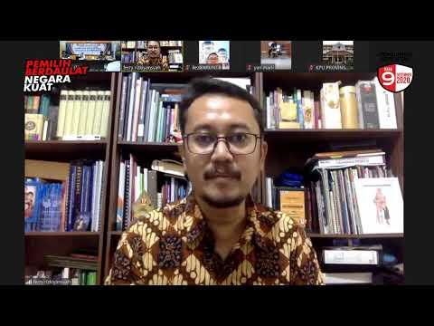 FGD KPU NTB: Strategi Pendidikan Pemilih Pilkada 2020 Part 4 Finish