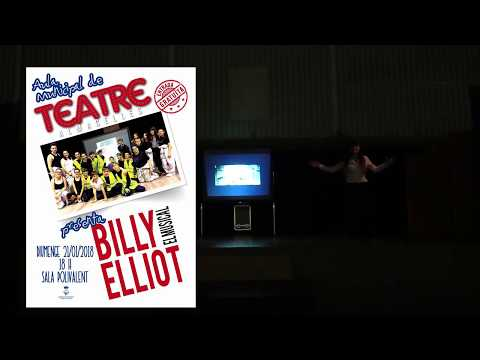 Aula Municipal de Teatre - BILLY ELLIOT - Musical 2018