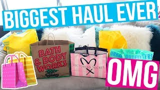 MOST INSANE HAUL EVER!! Black Friday Haul 2017!