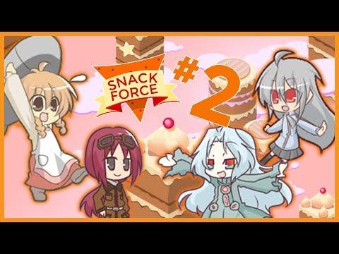 DAGA KOTOWARU | Snackforce Plays 100% Orange Juice #2 |